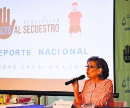Isabel Miranda de Wallace secuestros