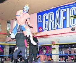 lucha libre morelos