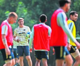 míchel gonález director técnico admite poca paciencia méxico futbol