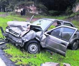 accidente lesionandos edomex