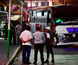asesinan pasajero gam paradero indios verdes tecamac cdmx