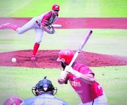 béisbol diablos rojos