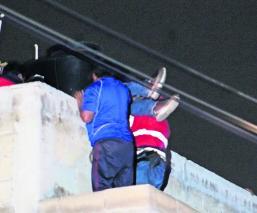 joven gasero muere electrocutado en edomex
