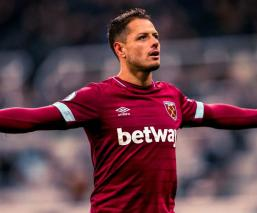 West Ham vs Watford premier league chicharito hernandez