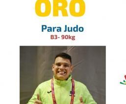 Brayan Valencia da otro oro para México en los Parapanamericanos