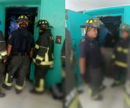 muere mujer elevador fantasma cdmx tlatelolco accidente elevador