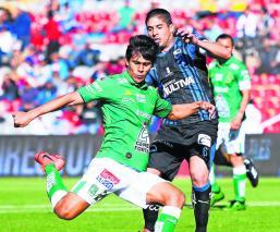 queretaro leon liga mx futbol mexicano