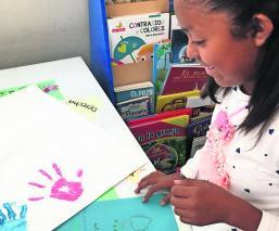 ayuda operación pequeña niña menor de edad soplo corazón