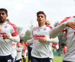 chivas necaxa partido juego futbol mexicano