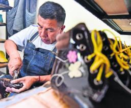 zapateros artesanos zapatos hechos a mano calidad regreso a clases san mateo atenco
