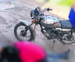 sicarios ejecutan balazos repartidor de tortillas motocicleta matan tortillero yautepec