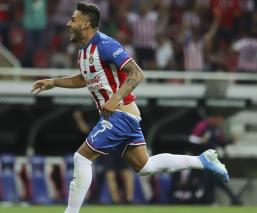 Liga MX podría castigar a Alexis Vega por su festejo
