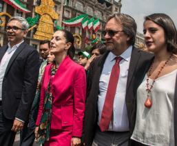 Claudia Sheinbaum Primer Informe de Gobierno
