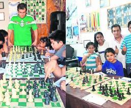 Ajedrez Chessgal escuela Morelos deporte ciencia