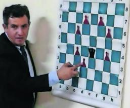 Juan Gálvez profesor escuela Ajedrez Chessgal