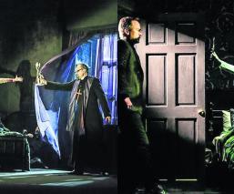 Elenco obra El exorcista sucesos paranormales