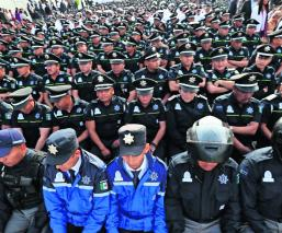 renunca policías cambios horario Edomex