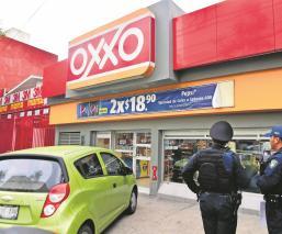 ROBAN OXXO EN COYO