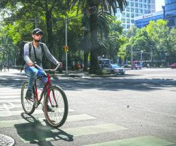 ciclista cdmx 22 de septiembre