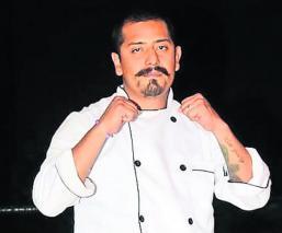 luchador chef benito lucha libre MDA