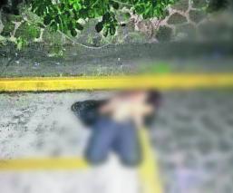 abandonan cadáver en calles de morelos