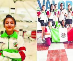 Ana Luisa Guerrero boxeadora morelense