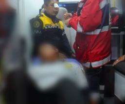 CUAJIMALPA GOLPEAN POLICIAS ALCOHOLIMETRO CIUDAD DE MEXICO