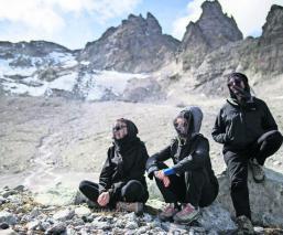 luto mundial adiós pizol glaciar desaparece marcha fúnebre funeral suiza