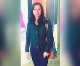 Marisol Águila Romero desaparecida