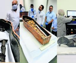 Museo Nacional de la Civilización Egipcia