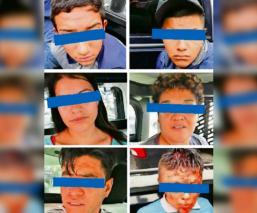 secuestradores choferes uber tlahuac cdmx detienen delincuentes violencia mexico