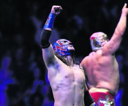 final gran alternativa lucha libre valiente Star Jr Místico Fugaz