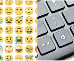 nuevo teclado microsoft windows 10 emoji botón