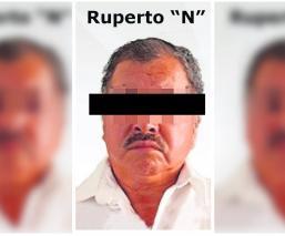 Declaran culpable Ruperto N violador de menor durante siete años en Morelos