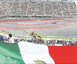 Boletos agotados para el GP de México
