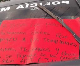 policias michoacan aguililla emboscada policias muertos asesinados mexico