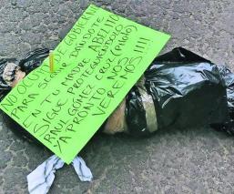 Embolsado mensaje cuchillo Cuernavaca