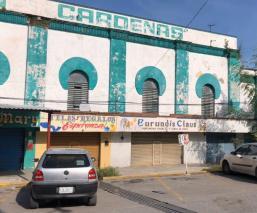 Reconstrucción mercado Zacatepec