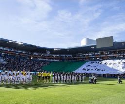 """Aparece el grito """"eh pu.."""" en el México vs Argentina Sub-22"""