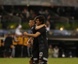 México derrota a Panamá y lidera su grupo en la Nations League