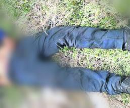 hombre muerto cadáver cempasúchil flores paraje carretera Tláhuac-Chalco Tláhuac CDMX
