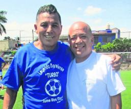 Turbo Ríos Cuernavaca futbol