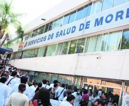 Médicos huyen Morelos Colegio Estatal de Médicos Cirujanos