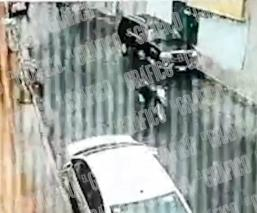 Video asesinato papá Iztapalapa