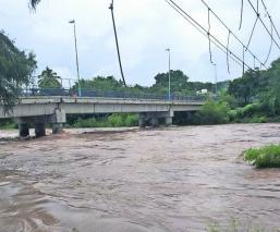 Río Chalma fuertes lluvias Morelos