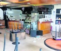Ladrones cafetería anciano Edomex