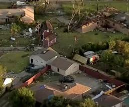 foto texas huracán