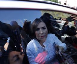 Rosario Robles, encarcelada, corrupción, CDMX