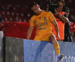 Amenazan a jugadores de Tigres tras el partido en Veracruz