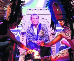 Julio César Chávez Gran Jefe Maya